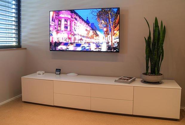 fernsehen | multimedia und multiroom | streamwerk.de, Wohnzimmer
